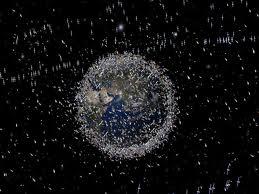 different artificial satellites